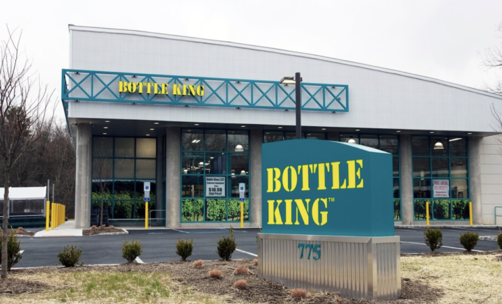 New Jersey-based retail chain Bottle King (Princeton store pictured) has seen success even in the face of Covid-19, upholding its values of customer service, wide selection, and discount pricing.