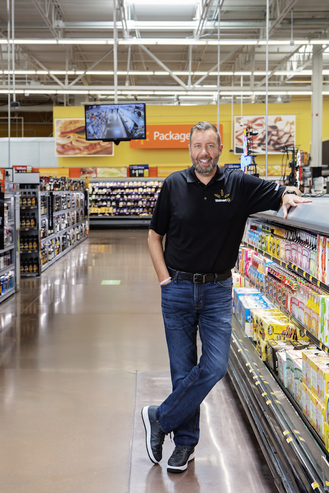 Jason Fremstad (pictured), vice president for adult beverage at Bentonville, Arkansas-based Walmart, has made strides in providing customers with memorable and easy shopping experiences.