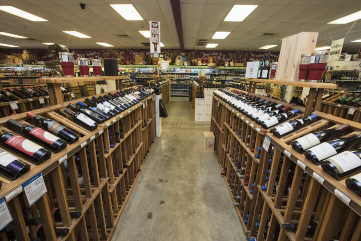 The South Walton Beaches Wine & Food Festival, which benefits the Destin Charity Wine Auction Foundation, also features a retail component, with Wine World (Destin unit pictured) garnering up to $200,000 in sales of featured wines and spirits.