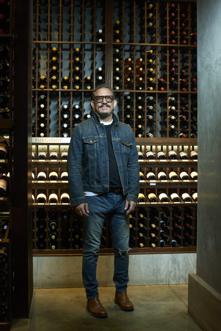 Since taking the reins at Wally's Wines & Spirits in 2013, Christian Navarro (pictured) has transformed the company into a hybrid on- and off-premise business with more than $60 million in annual revenue.