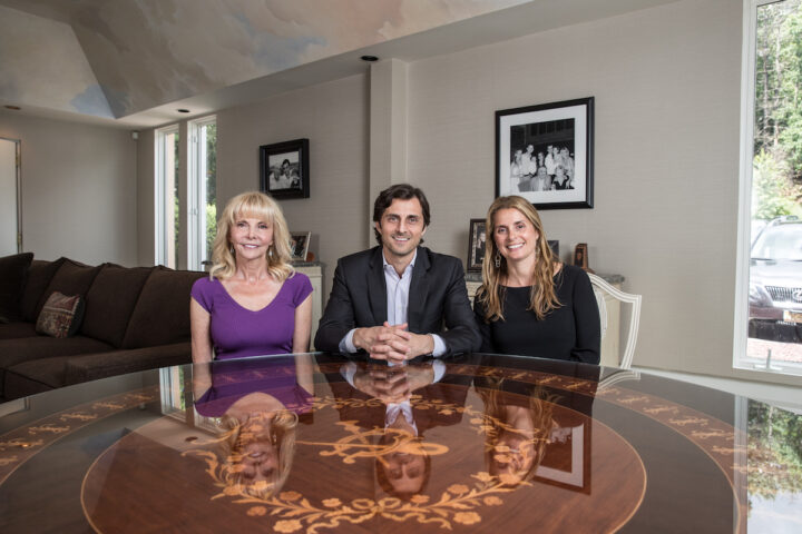 Dina Opici (right, pictured with her mother Linda, CEO of the overall group, and her brother Don, managing director for Opici Wines) is president of New Jersey-based Opici Family Distributing. Dina was one of the early supporters of WSWA's WLC, which launched in 2017, and today she serves on the council's advisory board.