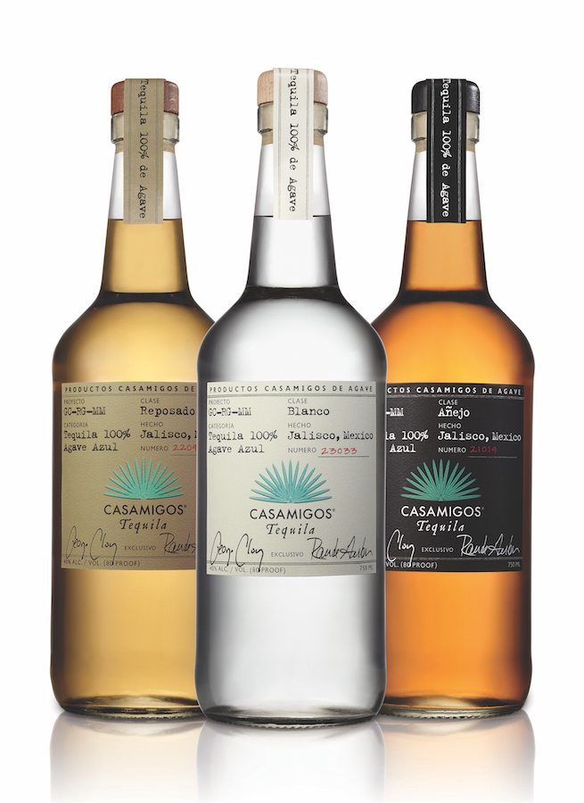 Since its 2013 debut, Casamigos has had consistent double-digit growth. The brand hit 450,000 cases last year, an increase of 35%.