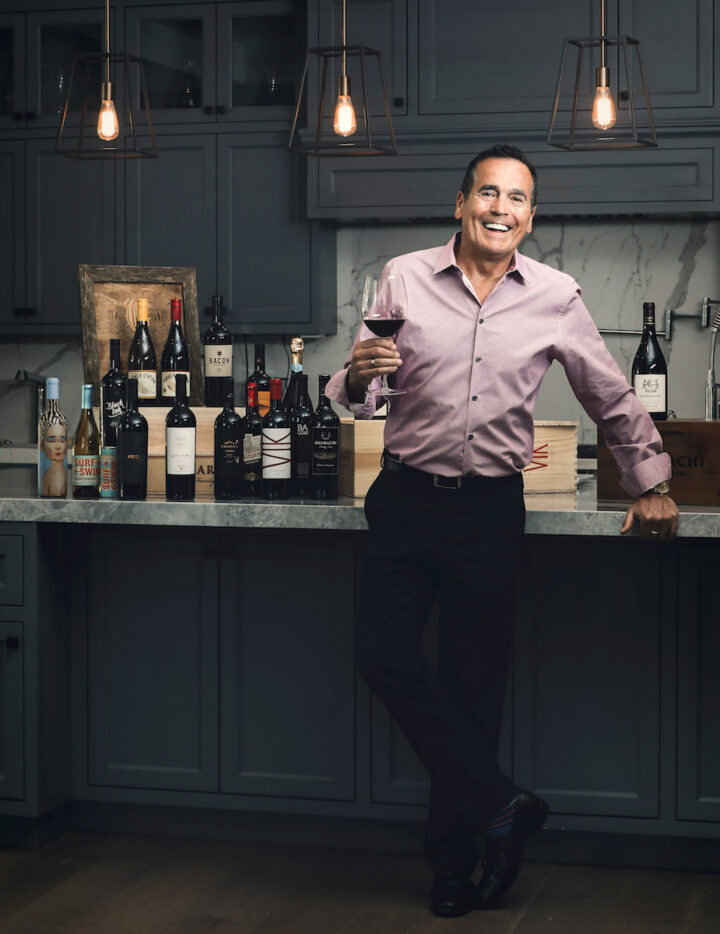 Alex Guarachi (pictured), founder of Guarachi Wine Partners, has expanded his import company's focus from strictly imported wines to include domestic offerings as well.