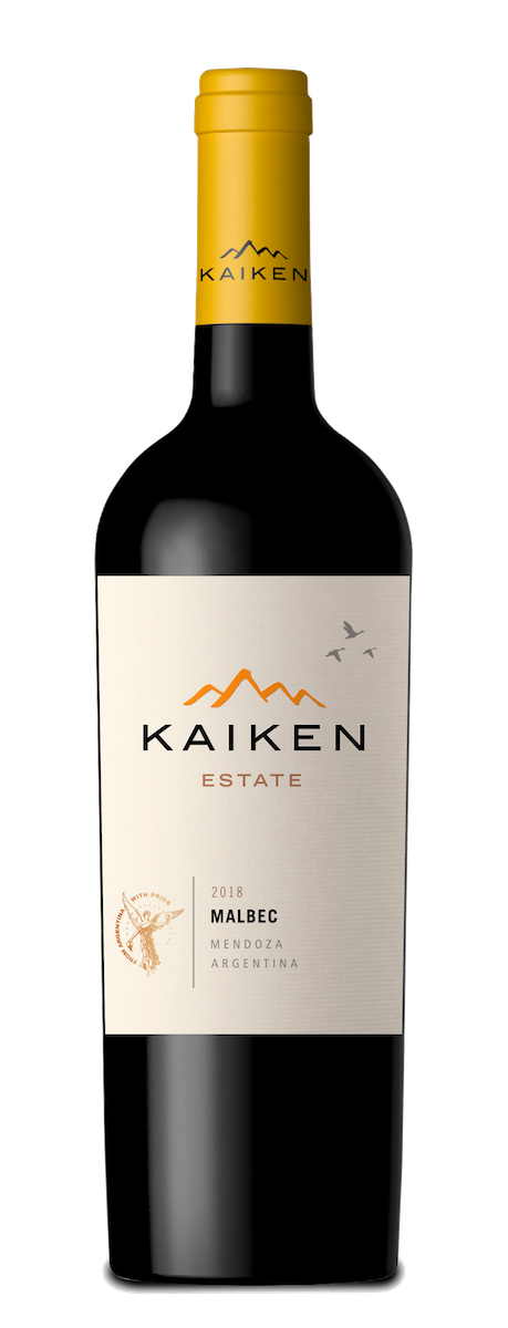 Kaiken (bottle pictured) rounds out the luxury end of South American offerings imported by Guarachi. The brand is owned by Aurelio Montes, of Viña Montes fame, and focuses on upscale expressions of Malbec.