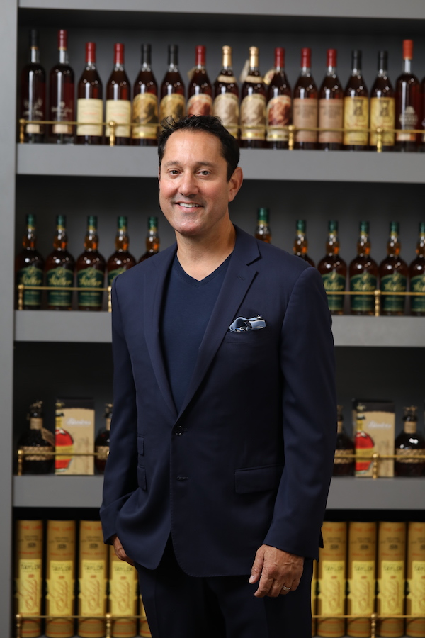 As chairman and managing director of Blue Equity LLC, Jonathan Blue (pictured) is at the forefront of beverage alcohol retail in Kentucky, with 20 stores across three retail chains.