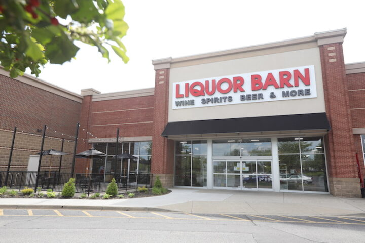Beer accounts for roughly 16% of sales at the company (Liquor Barn Springhurst pictured). The Northern Kentucky market is especially focused on the category.