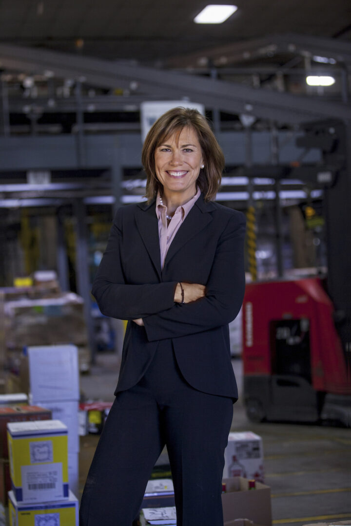 Industry leaders like Sue McCollum (pictured), CEO of St. Louis-based distributor Major Brands, advocate for dedicated practices that recruit more women to the drinks business.