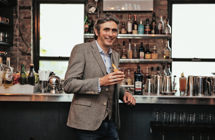 With its distillery at Slane Castle in County Meath, Brown-Forman-owned Slane (founder Alex Conyngham pictured), which launched in 2017, offers consumers a unique whiskey tourism experience.