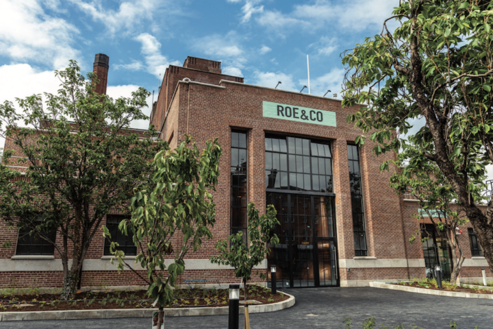 Joining Dublin's whiskey resurgence, Diageo's Roe & Co. (pictured) pays homage to George Roe & Co., a single pot still whiskey producer from 1757-1923 that became Ireland's largest distiller.