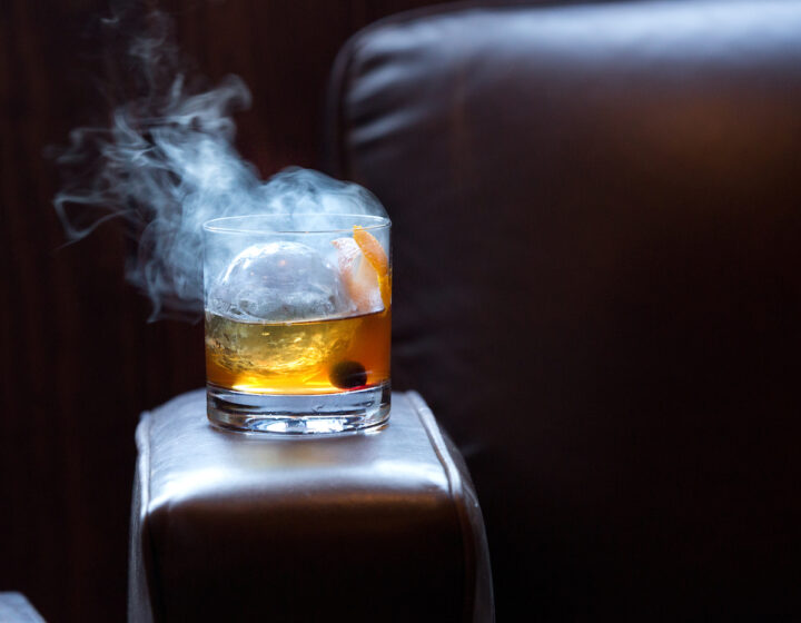 Tarnished Truth Distilling Co. in Virginia Beach, Virginia puts a new spin on classic cocktails with its Smoked Old-Fashioned (pictured), which features the distillery's High Rye Bourbon.