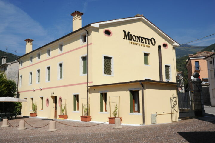 As consumers' tastes for sparkling wines move beyond Champagne, Mionetto Prosecco (winery pictured) is proving a popular option at Mid Valley Wine & Liquor in Newburgh, New York.