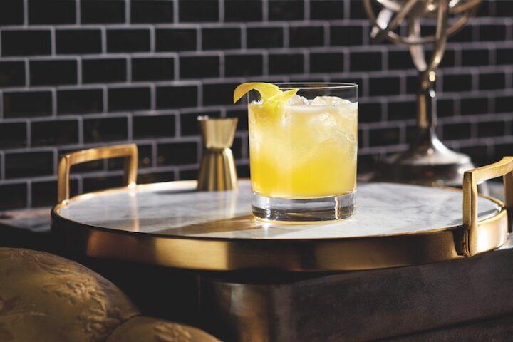 With Covid-19 forcing consumers to stay and drink at home, Courvoisier (French 75 cocktail pictured) has turned to virtual tastings and events to educate people about its offerings.