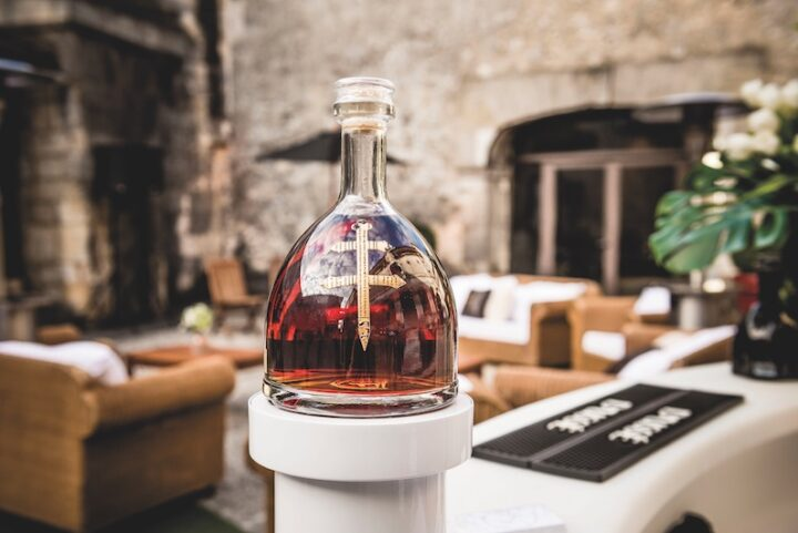 Bacardi's D'Ussé has grown by double-digit rates in recent years as Cognac is reinvigorated thanks to the U.S. spirits boom.