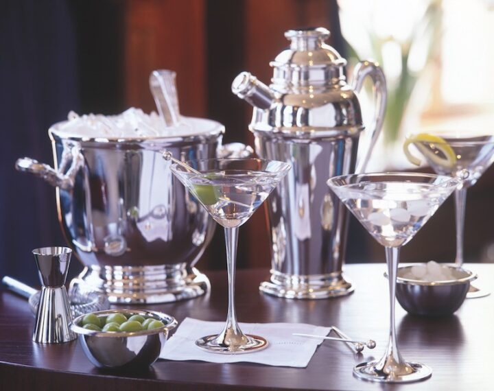 Stolichnaya (cocktails pictured) is one of the leading names in the imported vodka segment, along wiht Svedka, Absolut, and Grey Goose.