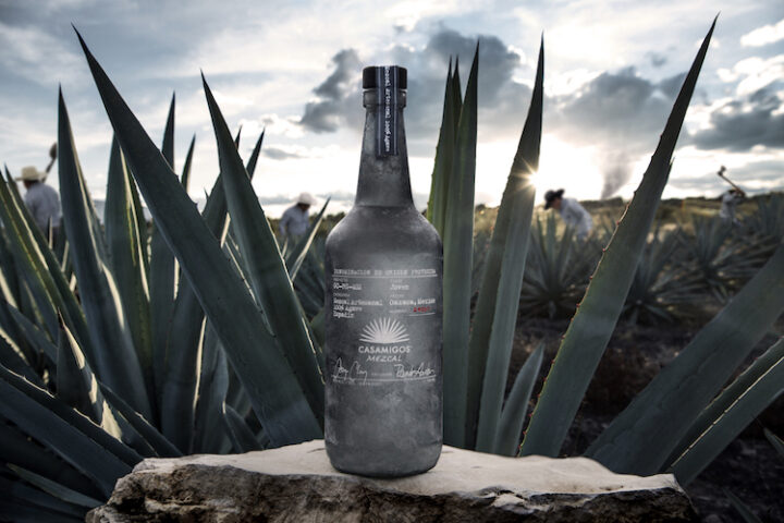 Diageo's Casamigos mezcal (pictured) has rocketed to success since its 2018 launch, reaching 14,000 cases in just its second year on the market.