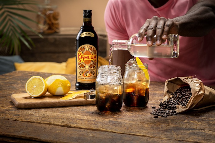 At 800,000 cases in 2019, Kahlúa is the largest coffee spirit in the U.S. The brand continues to entice consumers with new releases like the recent Blonde Roast Style (pictured).