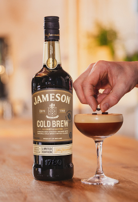 Last year, Jameson Irish whiskey released its Jameson Cold Brew (pictured) expression to much fanfare.