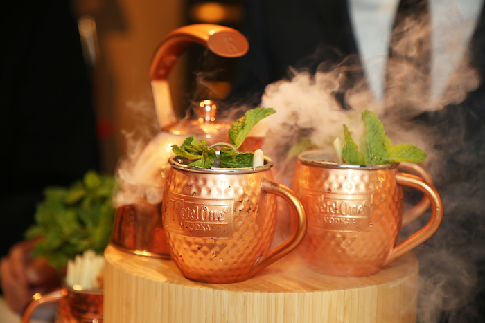 To keep seeing growth in 2020, Diageo's Ketel One (Mules top) focused on innovations like its Botanical line as well as philanthropic efforts.