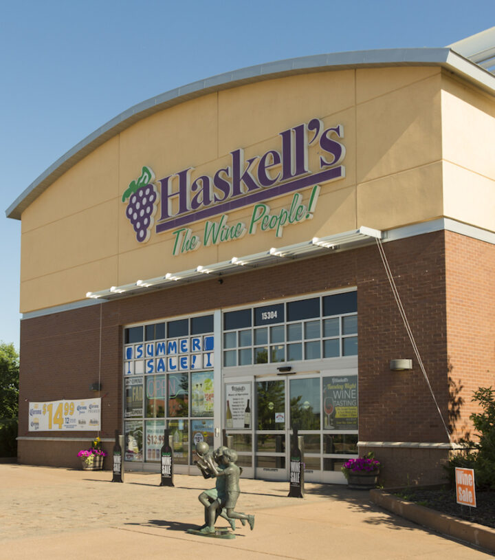 Minneapolis-based Haskell's (pictured) saw an increase of 10%-15% in sales this past January as compared to 2020.