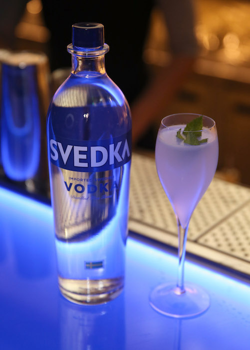 Twelve out of the top 20 vodka brands in the U.S. saw growth in 2020. Constellation Brands-owned Svedka (pictured) reached 4.73 million cases.