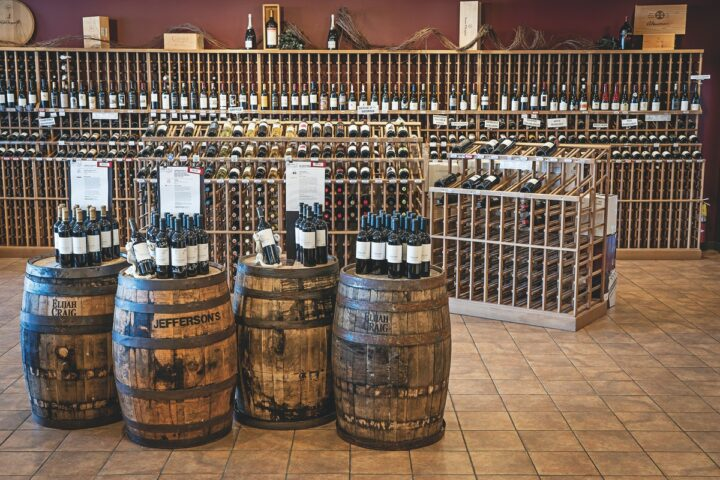 Wine is the main driver of revenue at Bay Ridge, comprising 43% of sales annually. The store offers roughly 3,000 wine SKUs, and top-selling brands include La Marca Prosecco from Italy, Kim Crawford from New Zealand, and Kendall-Jackson from California.