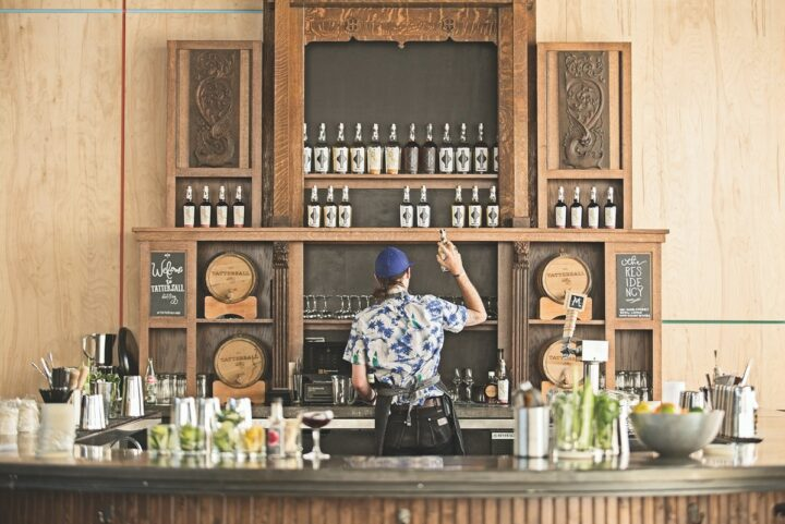Tattersall Distilling (bar pictured) has survived the pandemic by leaning into the RTD trend.