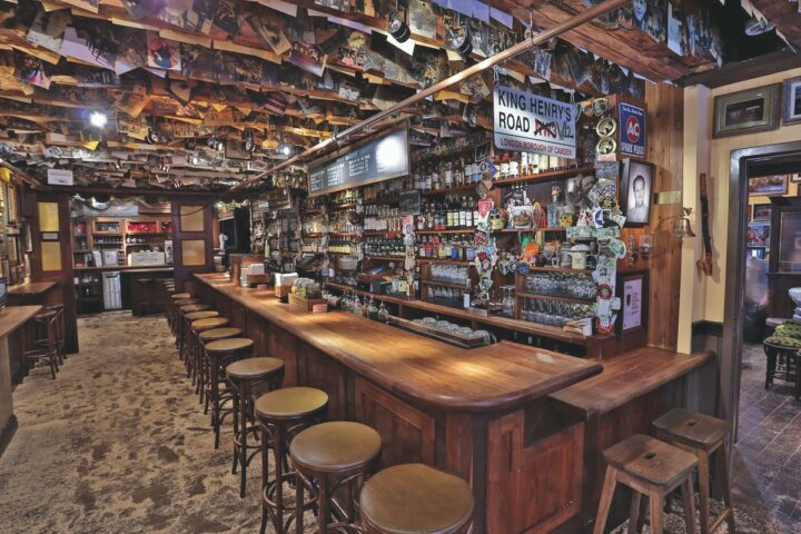 Dead Rabbit (bar pictured) opened in New York City's Financial District in 2013. The concept was slated to launch a second location in New Orleans last year, but the Covid-19 pandemic pushed plans back to this year.
