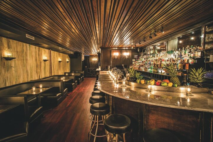 Originally operating as a standalone concept in New York City (pictured), Death & Co. expanded to a second location in Denver in 2018.