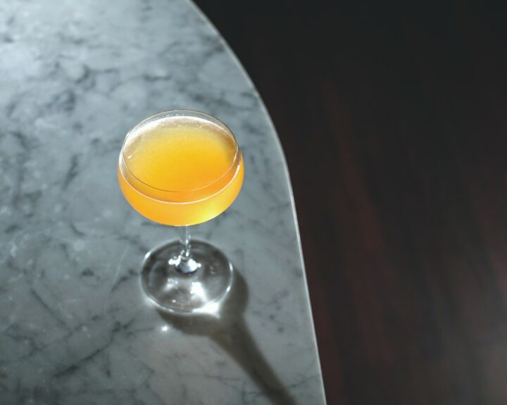 As Death & Co. expanded, its founders focused on each location's unique qualities and target consumers when making menus. Top-selling New York City cocktails include the Moondog (pictured) and Vantage Point.