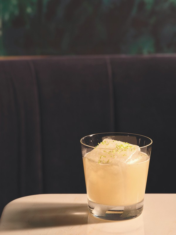 The Buko Gimlet (pictured) is popular at Death & Co. in Los Angeles.