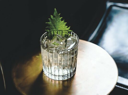 To bring a depth of flavor to the Littlefoot (pictured) at The Mountaineering Club in Seattle, bartenders use Lustau Don Nuño Dry Oloroso Sherry.