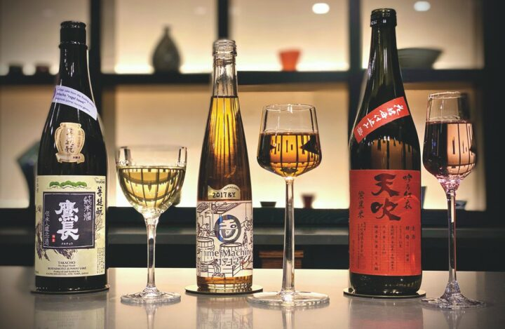 At Sushi Nakazawa in New York City, Dean Fuerth artfully pairs various sakes (pictured) with chef Daisuke Nakazawa's 7-course meal. Fuerth works with 106 different sake vendors, with the restaurants bestsellers coming from Japan's Niigata region.