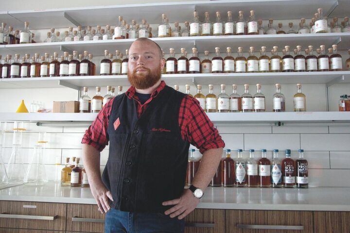 Westland Distillery (co-founder and master distiller Matt Hofmann pictured) in Seattle has become an American single malt stalwart since its first release in 2011.