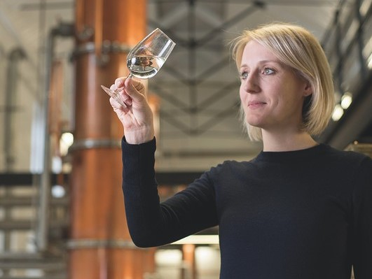 Bombay (master distiller Anne Brock pictured) remains a top choice for consumers, and has been driving growth through innovation, including its Bombay Sapphire Gin & Tonic cocktail line.
