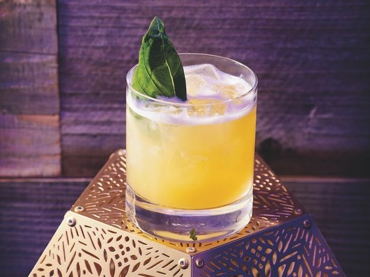 As temperatures rise across the country, bartenders are turning to fun and refreshing flavors for their cocktails. In Las Vegas, the Yerba Santa (pictured) from Oddwood is popular thanks to its fruit flavors.