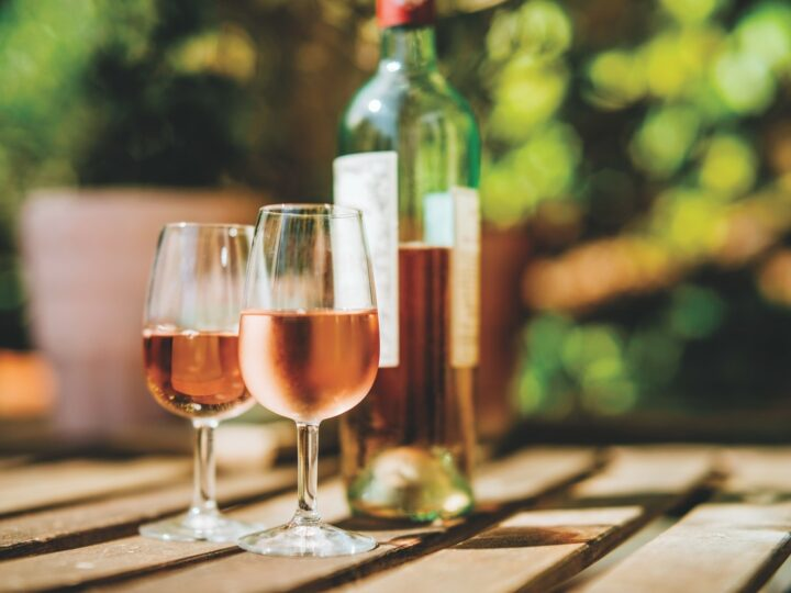 While brands that rely on the on-premise have struggled, retail-centric rosé labels are taking the lead in the category.
