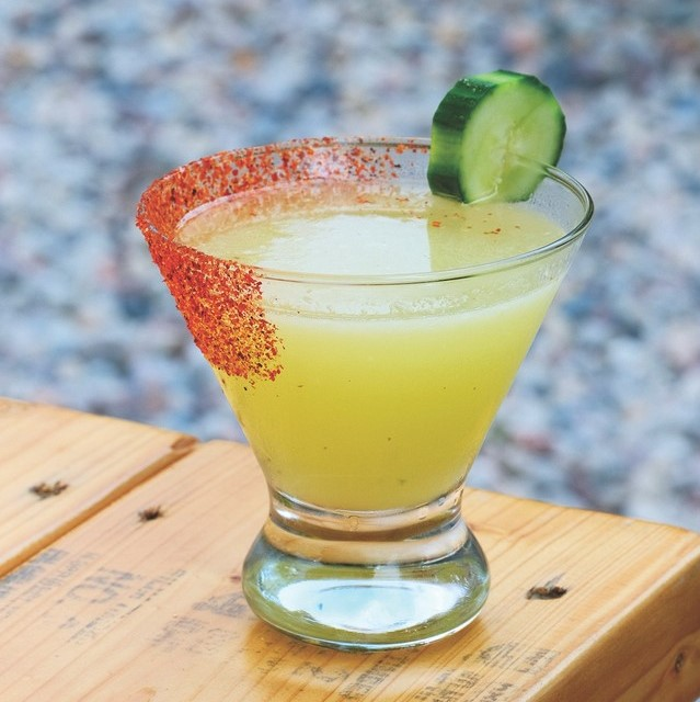 With the on-premise in full-tilt recovery mode, bartenders are finding new and exciting ways to utilize Tequila in their cocktails. At restaurants owned by Bien Trucha Group, Tequila is used in cocktails such as the Pepino (pictured).