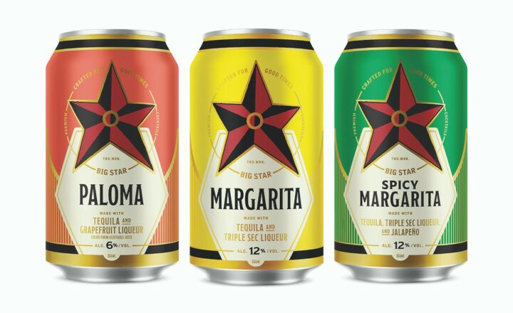 Throughout the pandemic, on-premise businesses found ways to make Tequila-based cocktails more accessible. Chicago's Big Star canned its signature Margarita, Spicy Margarita, and Paloma (cans pictured) so that that people could enjoy a Big Star cocktail at home.