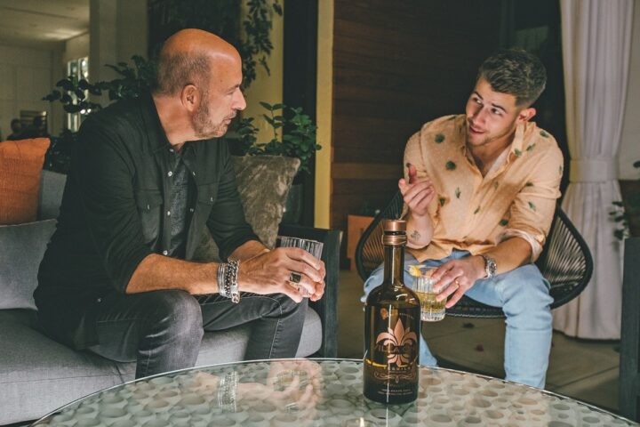 Founded by John Varvatos and Nick Jonas (pictured) and launched in 2019, Villa One Tequila capitalizes on the category's premiumization and celebrity trends.