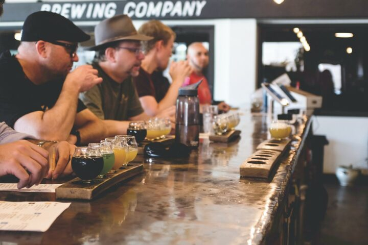 WeldWorks Brewing (tasting bar pictured) in Greeley, Colorado doesn't currently ship its beer DTC as it looks to expand distribution in its home state, but notes that out-of-state consumers often inquire about the possibility.