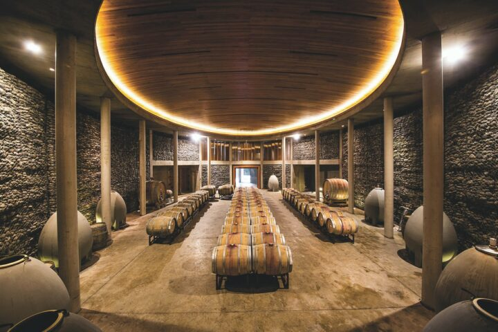 Quintessential Wines lost roughly 50% of its on-premise business for Matetic Vineyards (cellar pictured), but was able to make up those losses by refocusing on retail.