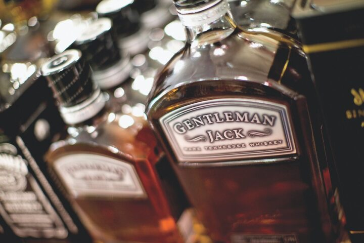 Brown-Forman remains one of the top players in the Bourbon and Tennessee whiskey space thanks to brands like Jack Daniel's, Old Forester, and Woodford Reserve. But Gentleman Jack (pictured) has also been a major factor for the company, boosting its high-end portfolio by growing 17% in 2020, according to Impact Databank.