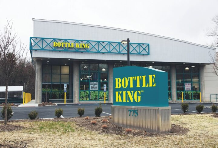 Like many other retailers, New Jersey-based Bottle King (pictured) is seeing consumers premiumize.