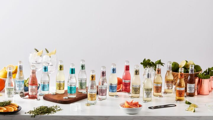 While the on-premise was shut down, consumers attempted to recreate the craft cocktail experience by reaching for premium mixers, such as leading brand Fever-Tree (pictured).