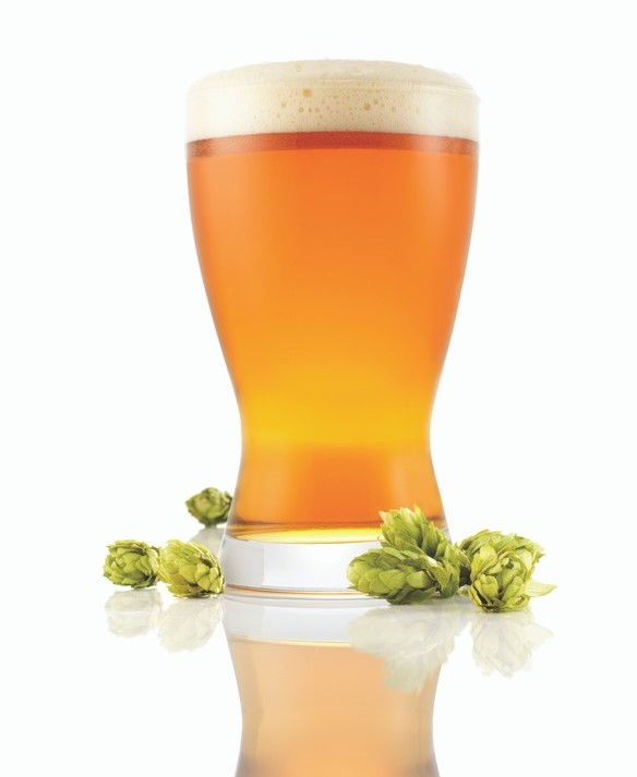IPA's (pictured) have dominated the beer segment in recent years, emerging as the face of craft beer and earning a reputation among beer lovers for their versatility.