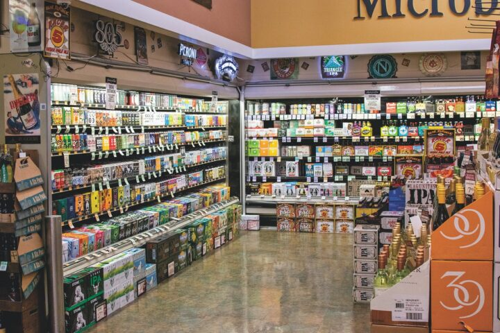IPAs are key traffic and sales drivers for beer retailers. At Oliver's Markets of Santa Rosa, California, where upwards of 170 IPAs are stocked regularly (cooler pictured), the category remains positioned as the No.-1 seller, outperforming all other craft beers.
