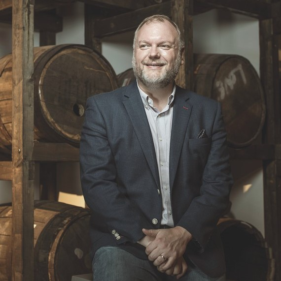 Bacardi's Teeling (master distiller and blender Alex Chasko top) offers a variety of expressions for followers of the brands.
