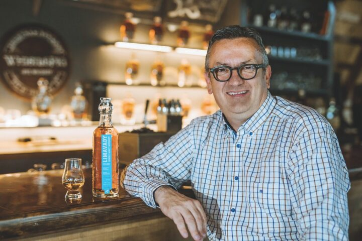 New brands from established Irish whiskey makers are also garnering excitement. WhistlePig has partnered with former Bushmills distillery manager Darryl McNally (pictured) on Limavady Single Barrel Irish whiskey, while Brian Nation, former master distiller at Irish Distillers, recently released Keepers Heart with O'Shaughnessy Distilling Co. in Minnesota.