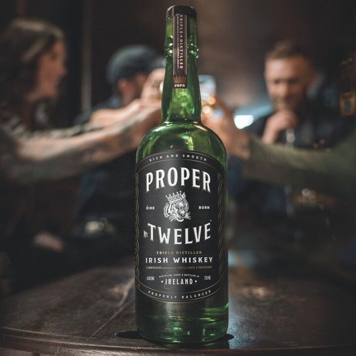 A rising star is Proper No. Twelve (pictured), from Proximo Spirits and MMA fighter Conor McGregor. Having skyrocketed to 232,000 cases since its 2018 release, retailers note that much of the excitement for the brand is tied to McGregor's popularity.