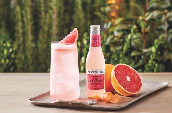 The category's top brand, Fever-Tree increased more than 20% to nearly $81 million last year. Despite the pandemic, the brand saw success with its 2020 launches like Pink Grapefruit (pictured).